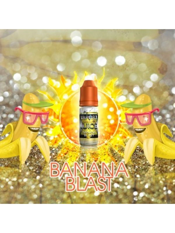 VaporX Banana Blast E-Juice