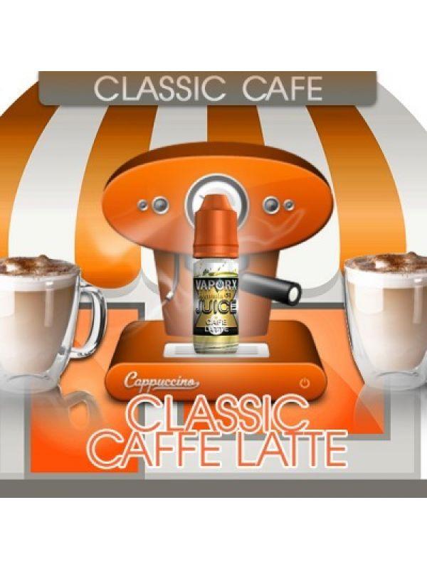 VaporX Cafe Latte E-Juice