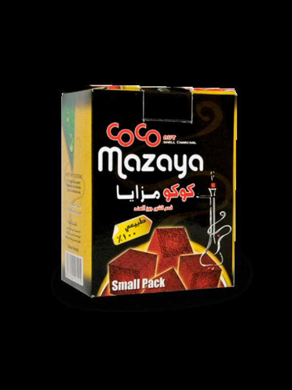 Coco Mazaya Natural Coconut Coal - 24pc
