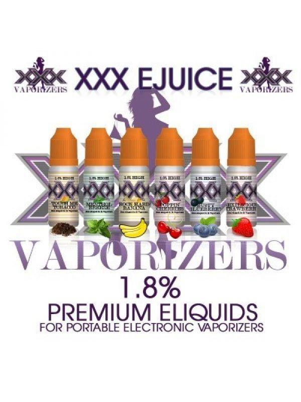 TripleX Vapor Premium eLiquids   1.8%