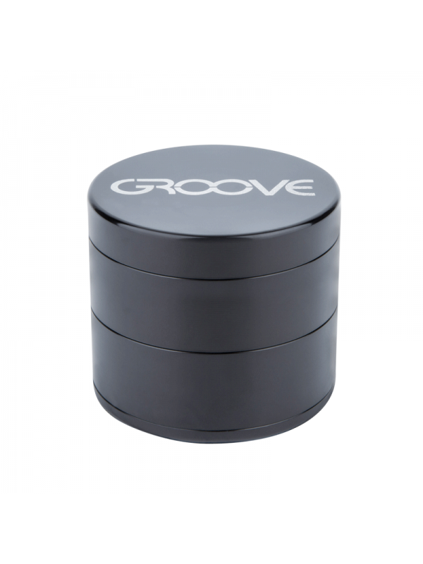 Groove by Aerospaced 4-Piece Grinder