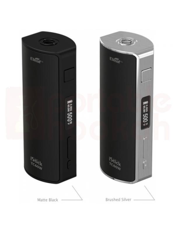 Eleaf iStick TC60W Digital Mod - eLiquid Use