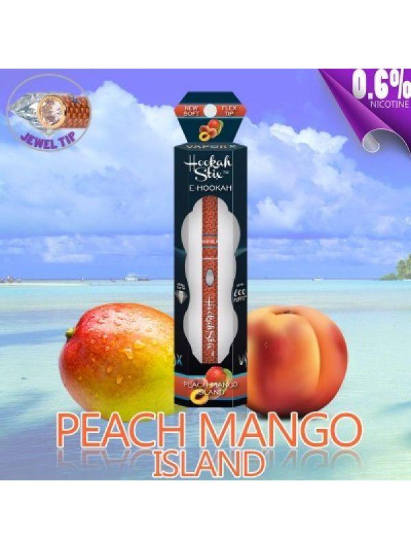 Peach Mango Island eHookah Stick