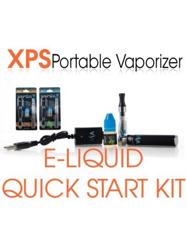 VaporX XPS E-Liquid Vaporizer