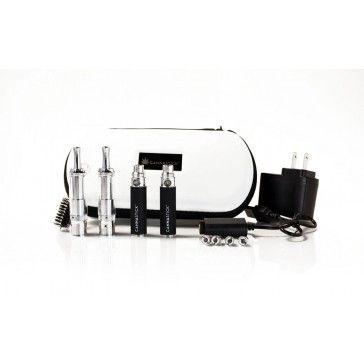 Cannastick GlassRx Dry Herb Deluxe Vaporizer Kit