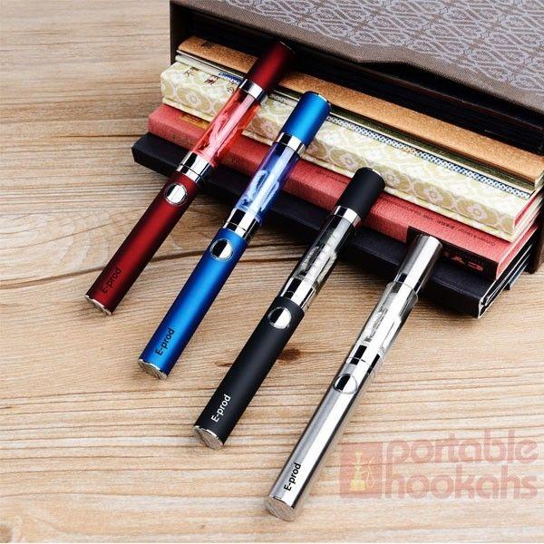 E-Prod Dual eHookah Limited Edition Hybrid Hookah Pen Starter Kit by Portable Hookahs