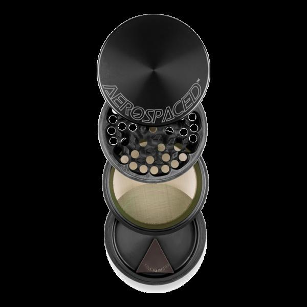 Aerospaced Grinder Black Split