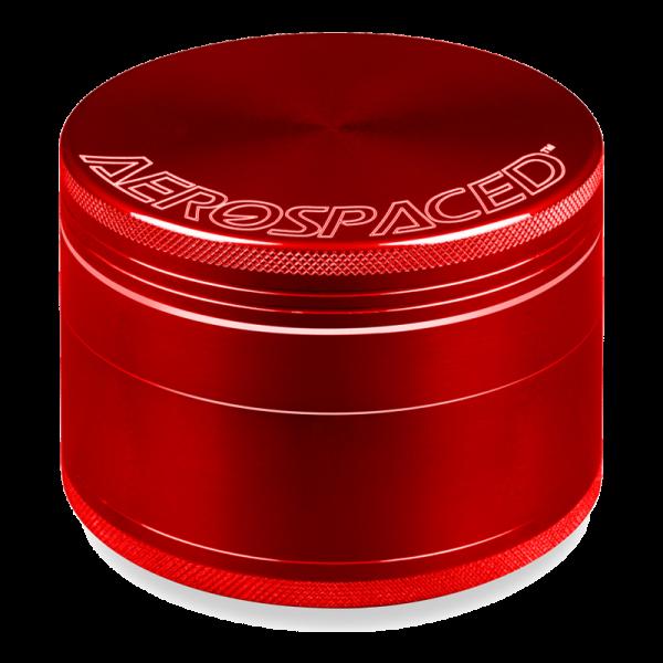 Aerospaced Grinder Red