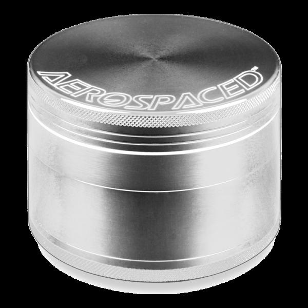 Aerospaced Grinder Silver