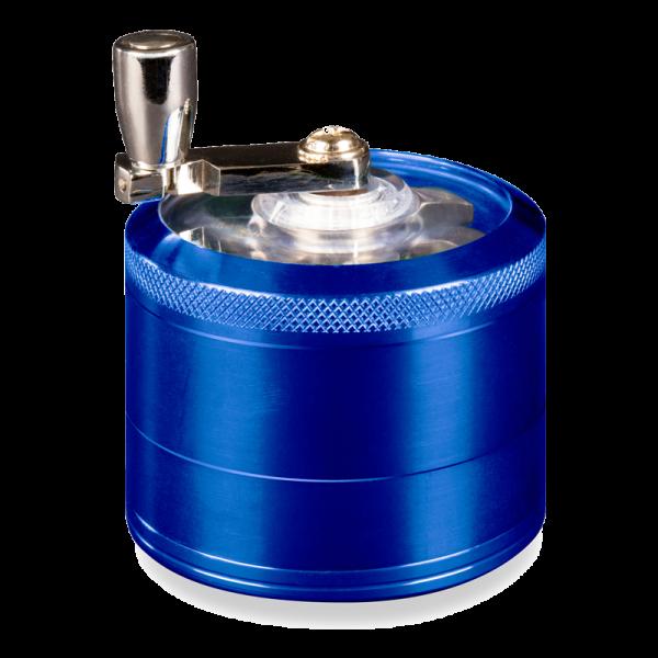 Mill Handle Grinder Blue