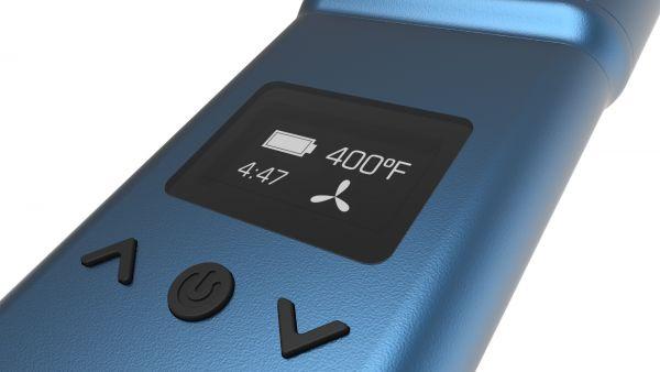 AirVape X LED Screen