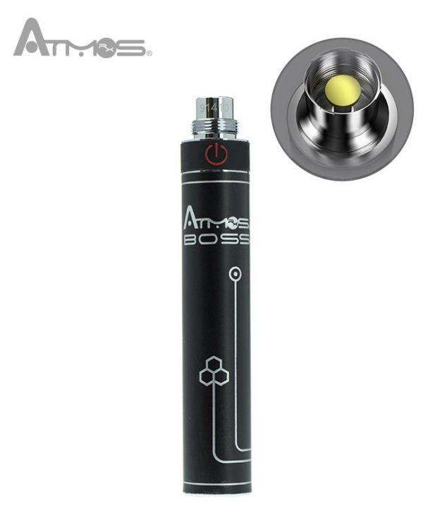 Atmos Boss Black Battery
