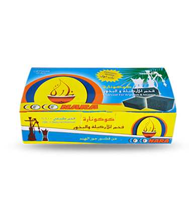 CocoNara Charcoal 16pc Box (Free Shipping)