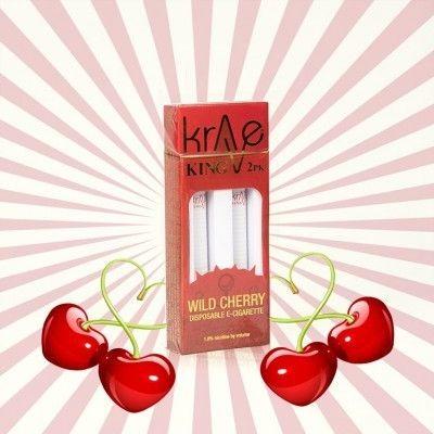 Krave King Electronic Cigarette - Cherry