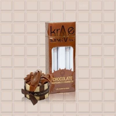 Krave King Electronic Cigarette - Chocolate