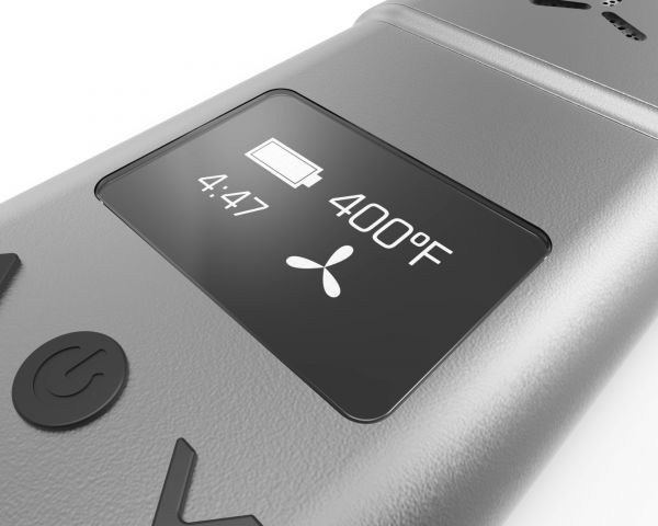AirVape Xs Vaporizer LED