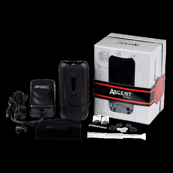 Ascent Vaporizer Box