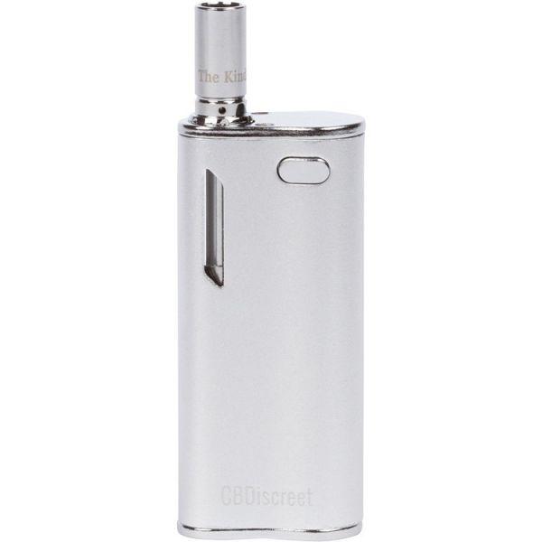 Discreet Vaporizer Silver