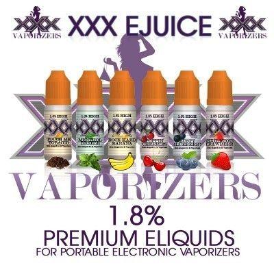 TripleX Vapor Premium eLiquids | 1.8%