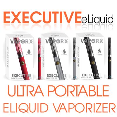 VaporX Executive Ultra Portable eLiquid Vaporizer Pen