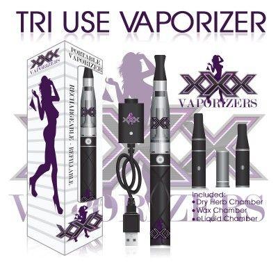 TripleX Vapor Tri Use Vaporizer Pen Kit