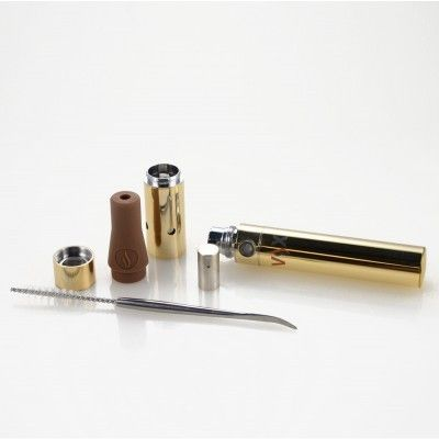 VaporX XRT Dry Herb Oil/Wax Vaporizer