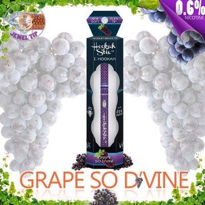Grape So D'Vine eHookah Stick