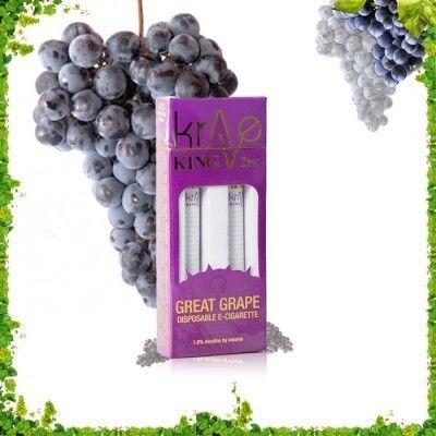 Krave King Electronic Cigarette - Grape