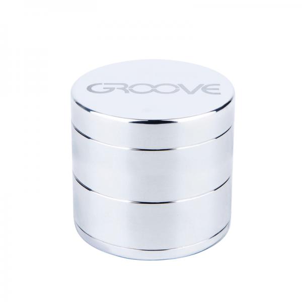 Groove Grinder Silver
