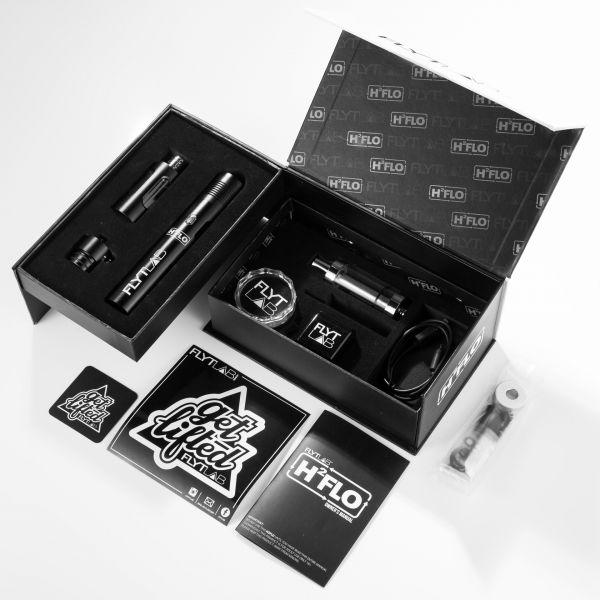 H2FLO Elite Vape Package