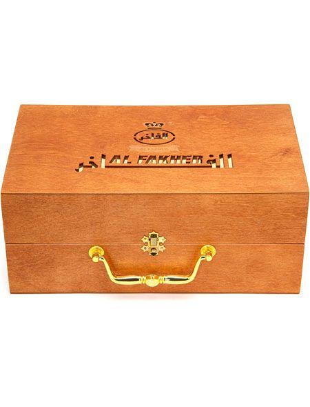 Al Fakher Hookah Box