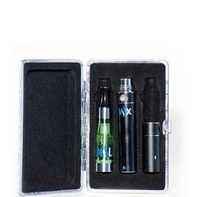 VaporX XRT Dual Use Professional eLiquid - Dry Herb - Oil/Wax Vaporizer Pen