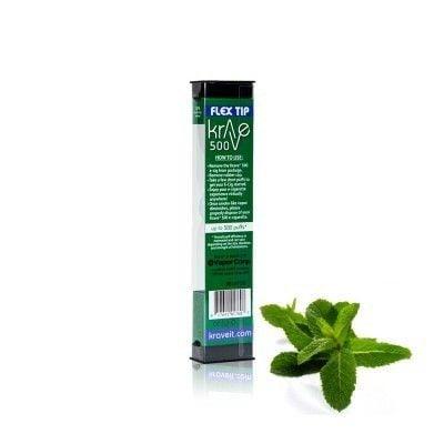 Krave 500 Disposable Flex E-Cigarette Menthol