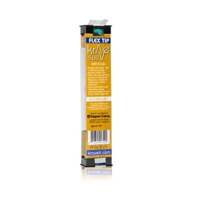 Krave 500 Disposable Flex E-Cigarette Tobacco