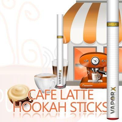 Cafe Latte EHookah Stick -Nicotine Free