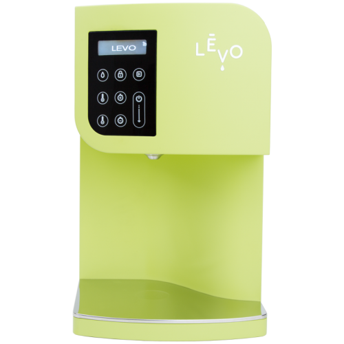 Levo Oil Infuser Green