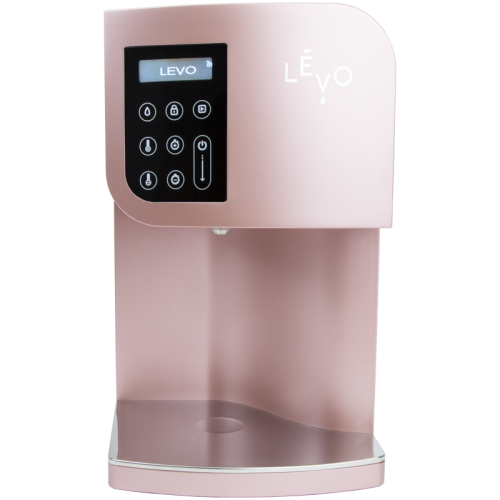 Levo Oil Infuser Pink