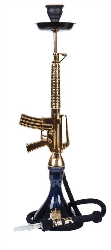 M16 Hookah Gold