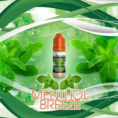 VaporX Menthol Breeze E-Juice