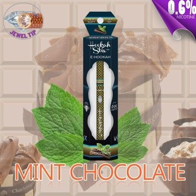 Rich Mint Chocolate eHookah Stick
