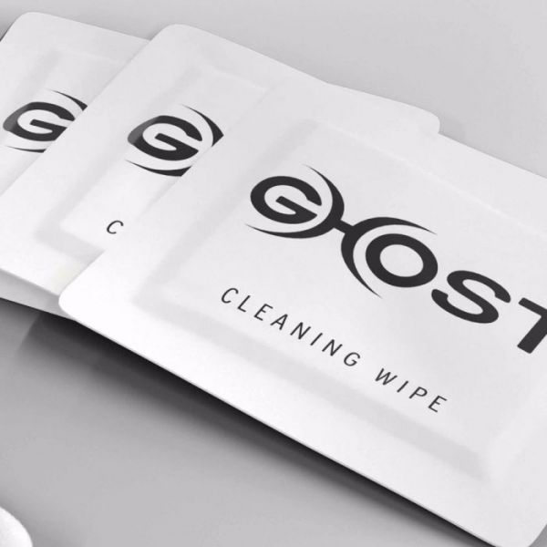Ghost Vaporizer Cleaning Wipes