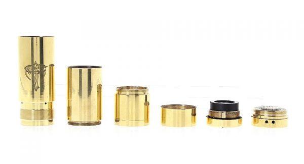 NEMESIS Hcigar Clone Gold Parts