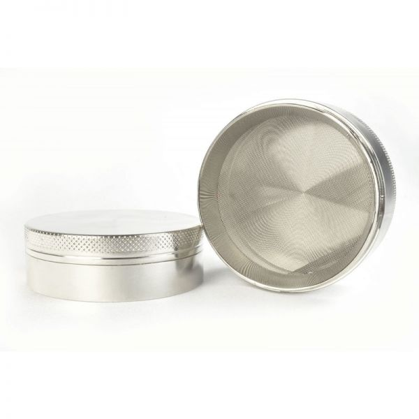 Reeper Grinder Silver