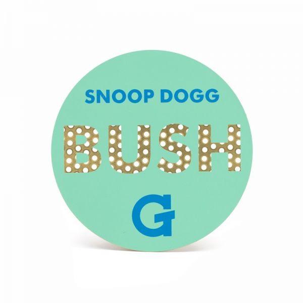 Snoop Dogg Bush G Pro Card