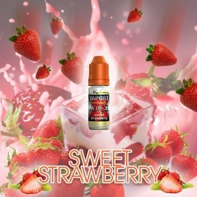 VaporX Sweet Strawberry E-Juice