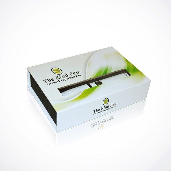 V2 Vape Box White