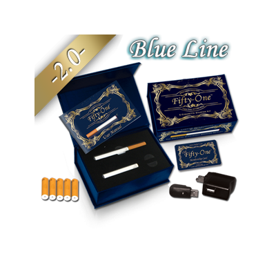Smoke51 Blue Line Ultra Premium