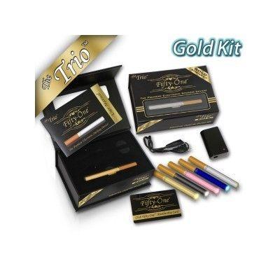 Smoke51 Gold Premium Kit