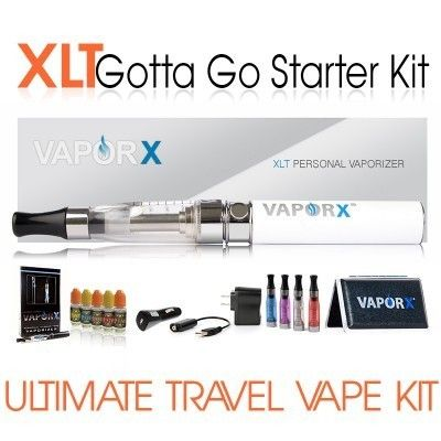 VaporX XLT Vaporizer Travel Kit