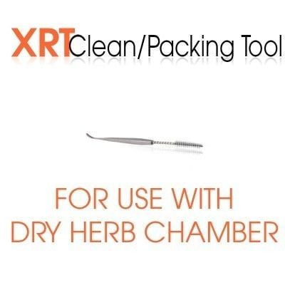 Dry Herb Cleaning & Packing Tool